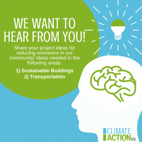 Calling All Great Ideas for Local Climate Action