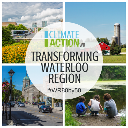80 by 50 Update: Transforming Waterloo Region To A Low Carbon Community